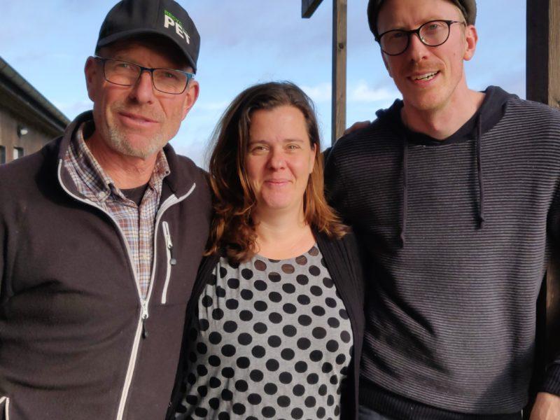 Klara, färdiga, gå – ett Leaderprojekt på Hornudden